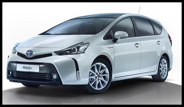 新型プリウスα マイナーチェンジ2014 G'sは2015年に登場!