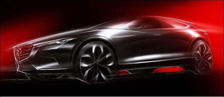 CX-9の新型が2015年度末に日本発売か?次期MPVと統合へ