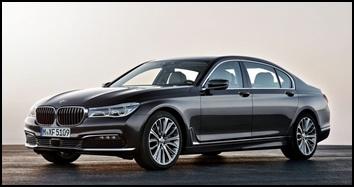 BMW 7シリーズが新型へフルモデルチェンジ!自動駐車がついに実現へ