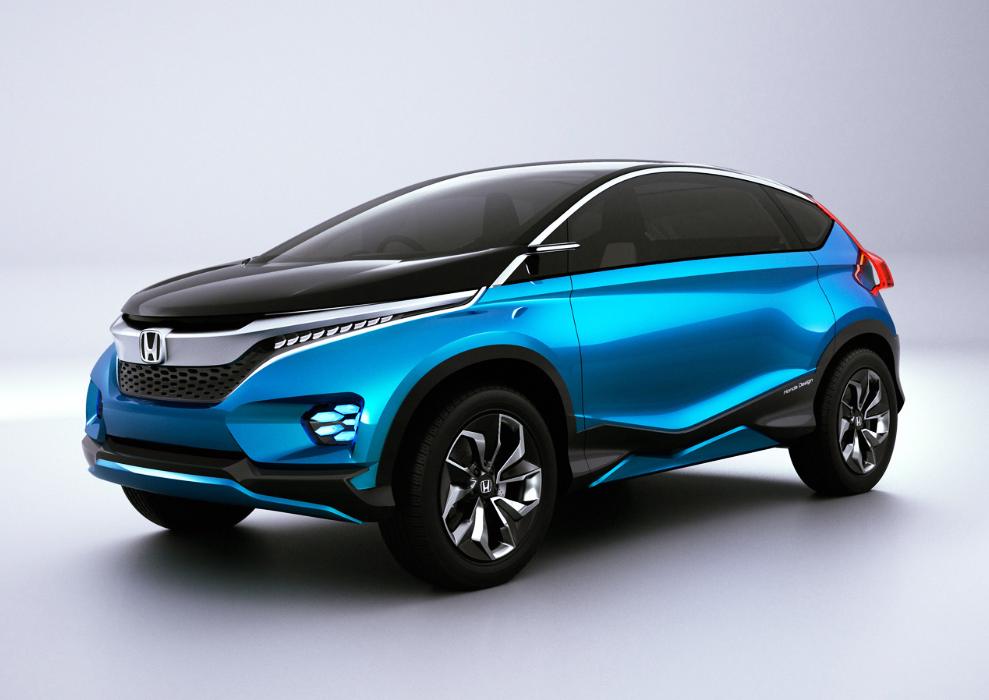 新型CR-Vのフルモデルチェンジは2016年でPHV採用か。日本発売にも期待したいが・・・