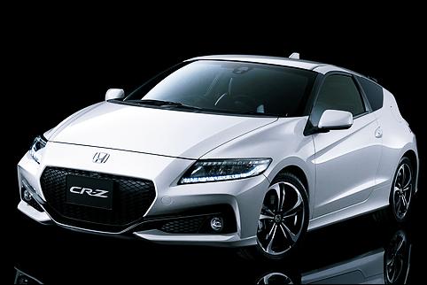 CR-Zのマイナーチェンジが2015年8月27日発表!(画像あり)