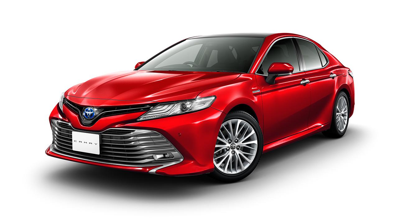 次期カムリハイブリッドへフルモデルチェンジ!XSEのターボグレードの日本発売はなし。TNGA+トヨタセーフティセンスP採用等、大々的な改良へ