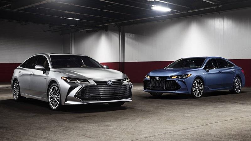 2018年 トヨタ アバロンがフルモデルチェンジ!新型ターボエンジン&TNGAプラットフォーム採用へ