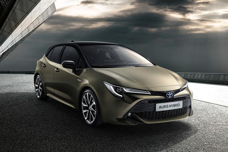 トヨタ新型オーリスのフルモデルチェンジ最新情報!カローラスポーツ(カローラハッチバック)として発売日を2018年6月26日に設定か