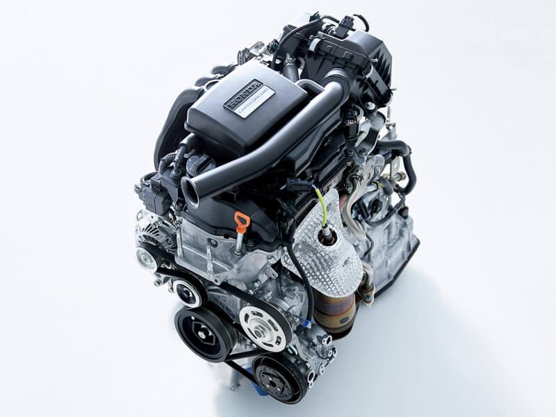 ホンダ S07B型エンジン