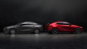 Mazda3(マツダ3)最新情報!デザインがカッコいいと人気沸騰