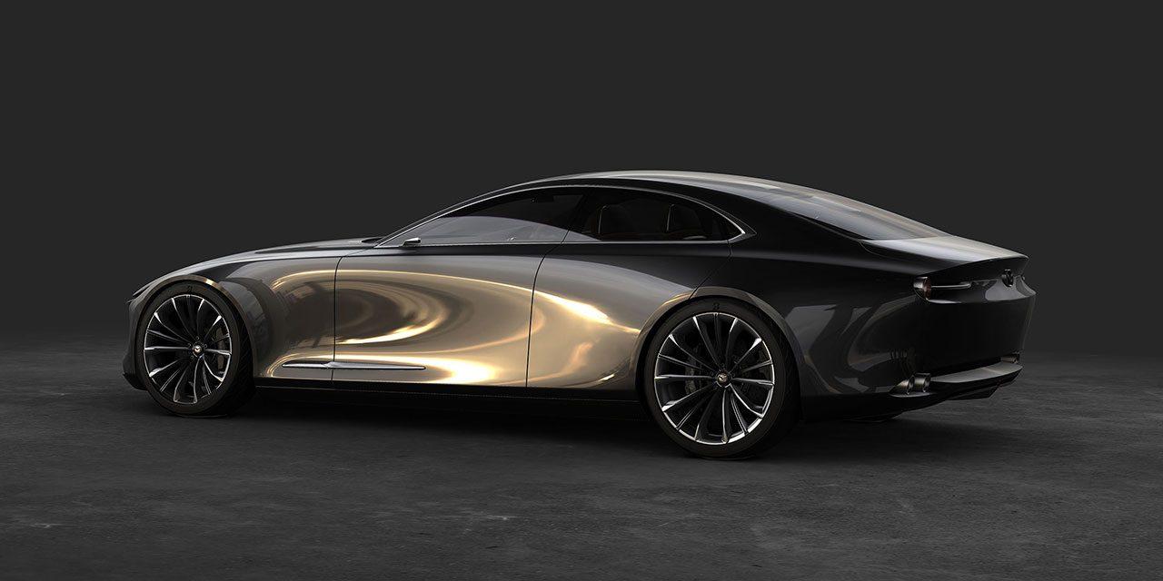 マツダ最上級クーペの名称はMX-6か?Mazda7、Mazda9になる可能性は・・・